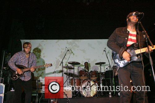 Performing at the Blender Theater sponsored by Live...