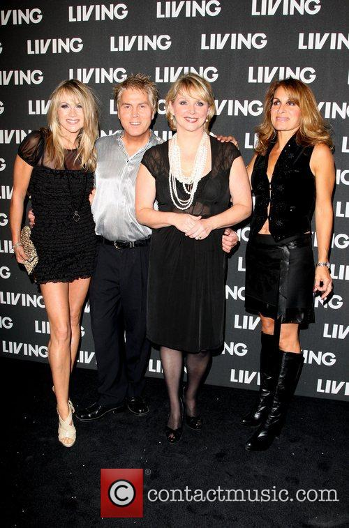 Cheryl Baker and Bucks Fizz