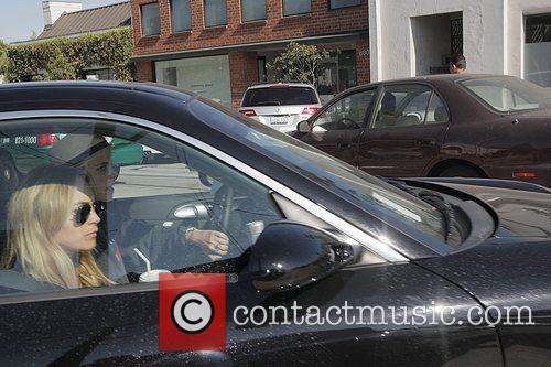 Lindsay Lohan and Samantha Ronson 8