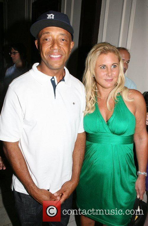 Russell Simmons and Katherine Rothman 2