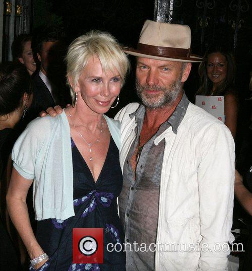 Sting aka Gordon Sumner and Trudie Styler Lokah's...