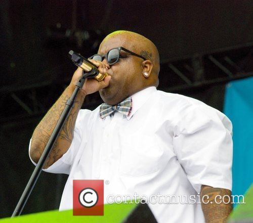 Cee-lo Green, Gnarls Barkley and Lollapalooza 3