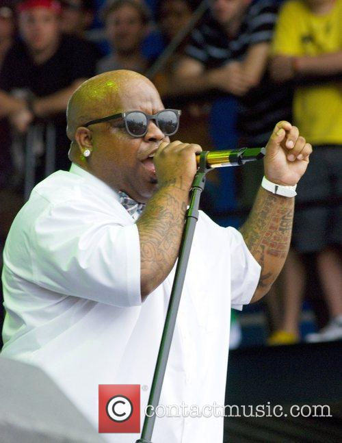 Cee-lo Green, Gnarls Barkley and Lollapalooza 2