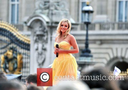Katherine Jenkins The Olympic handover celebrations - The...