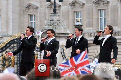 Il Divo The Olympic handover celebrations - The...