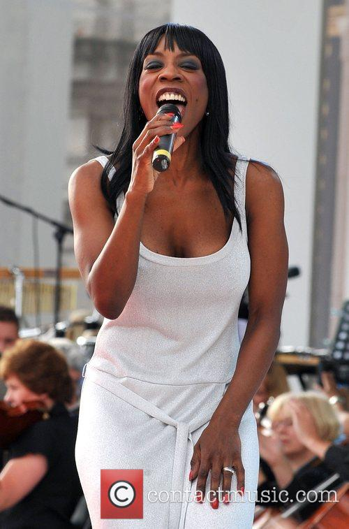 Heather Small The Olympic handover celebrations - The...