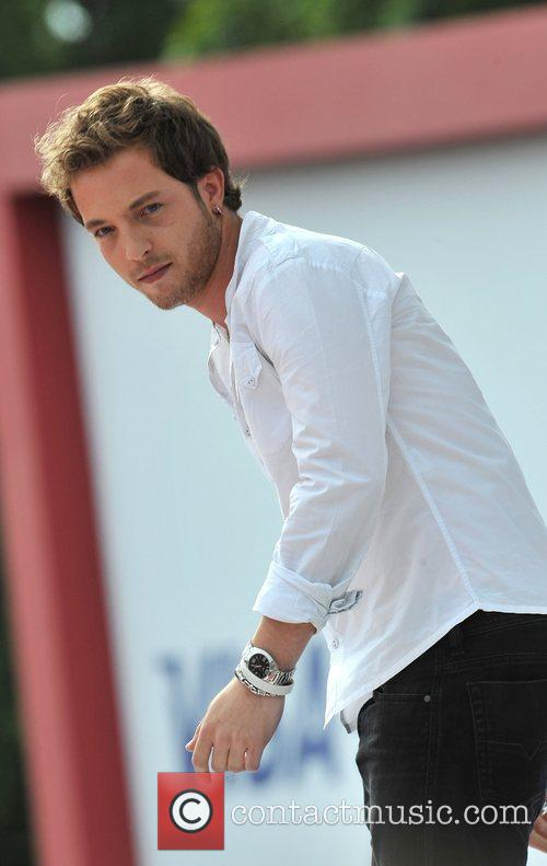 James Morrison The Olympic handover celebrations - The...