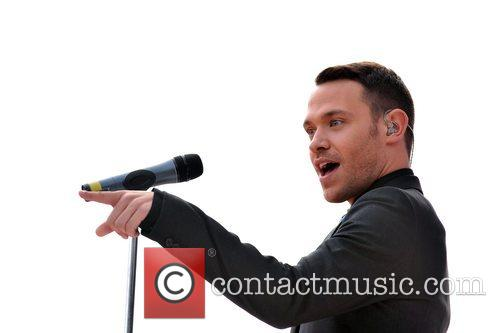 Will Young The Olympic handover celebrations - The...