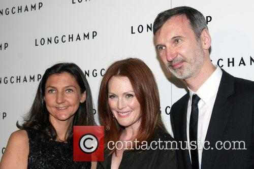 Guest and Julianne Moore 1