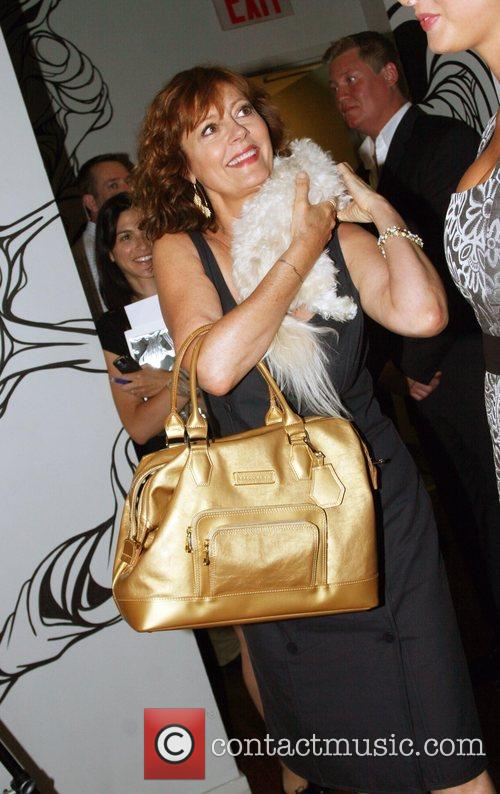 Susan Sarandon Longchamp 60th Anniversary Celebration at the...