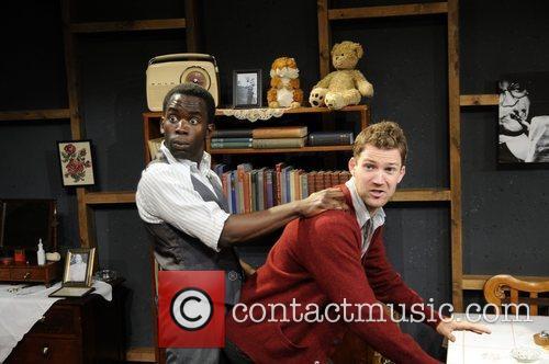 Jimmy Akingbola and Simon Harrison  'Look Back...