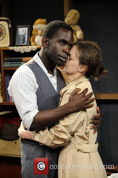 Jimmy Akingbola and Laura Dos Santos 'Look Back...