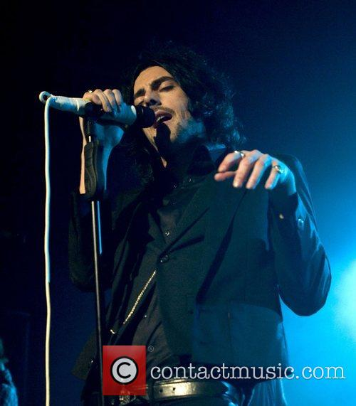 Lost Prophets  performing live at the Birmingham Academy...