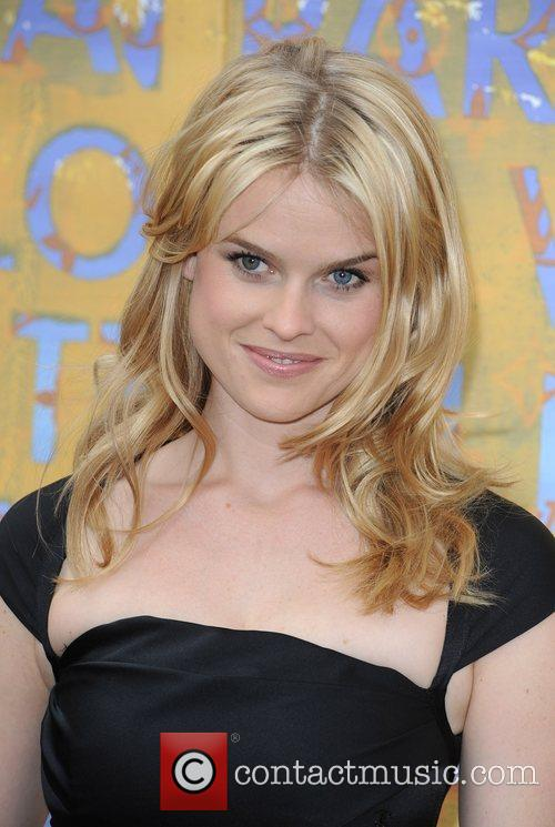 Alice Eve Louis Vuitton hosts a dinner for...