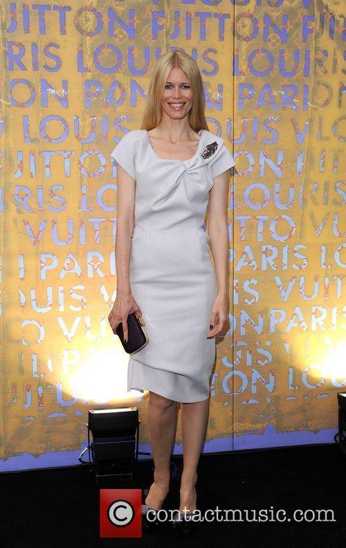 Louis Vuitton hosts a dinner for Richard Prince...