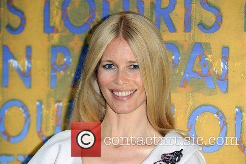 Claudia Schiffer Louis Vuitton hosts a dinner for...