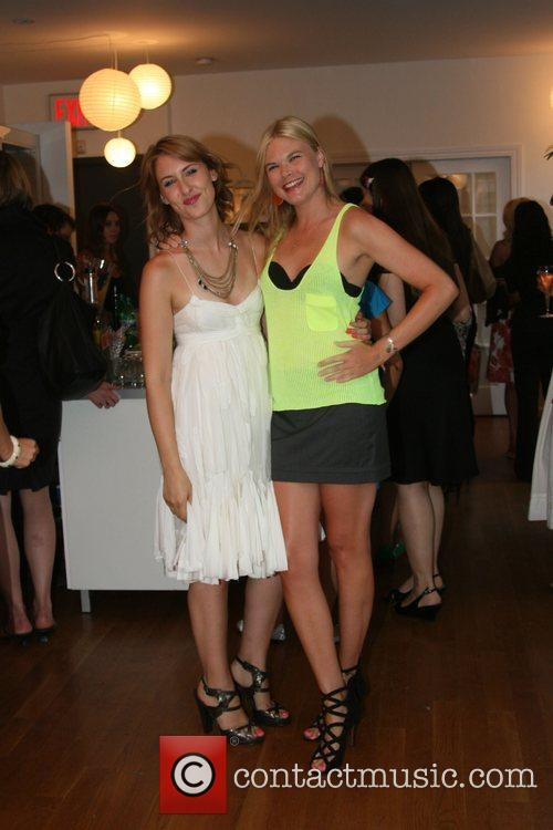Lisa Salzer and Kate Schelter Lulu Frost summer...