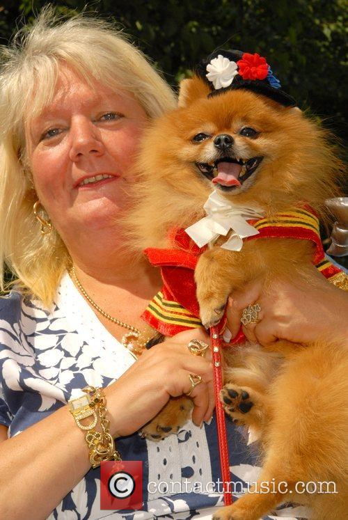 Atmosphere The Macmillan Dog Day, at the Royal...