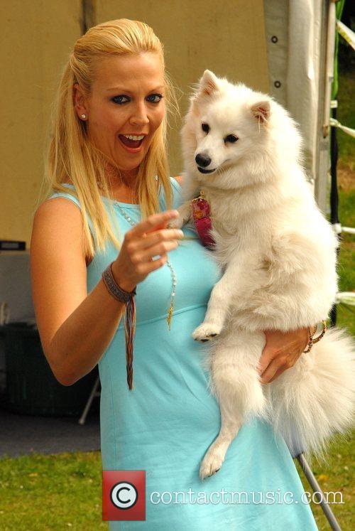 Liz Fuller The Macmillan Dog Day, at the...