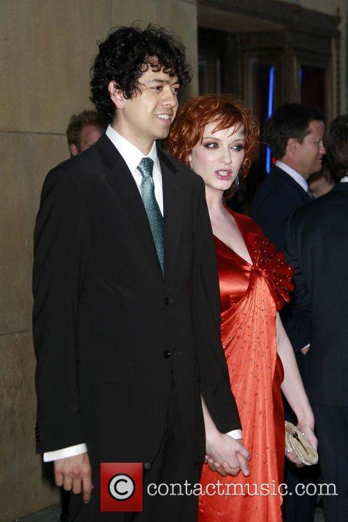 Christina Hendricks and Guest Second Season Mad Men...