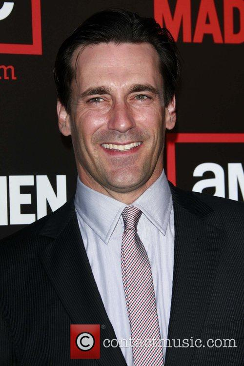 Second Season Mad Men 2008 premiere held at...