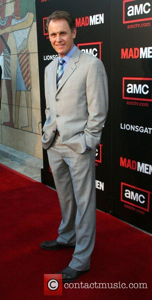 Mark Moses Premiere Of 'Mad Men' Season 2...
