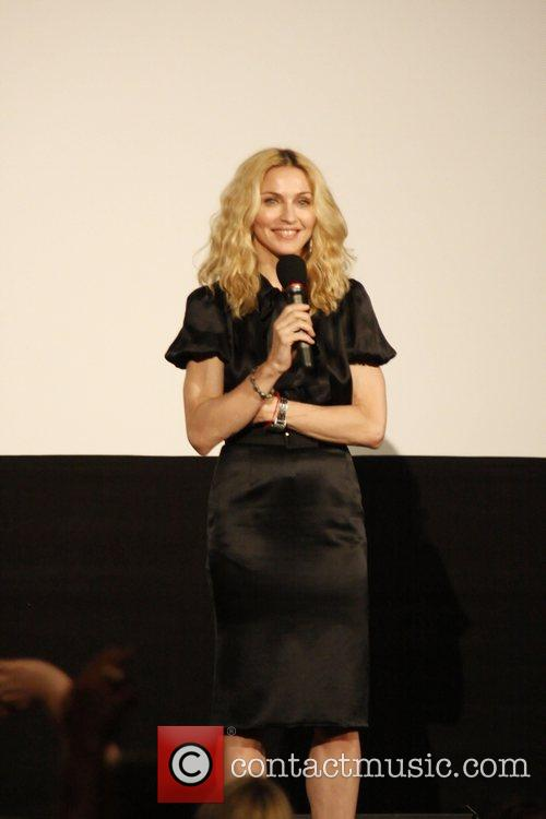 Madonna Premiere of 'I am because we are'...