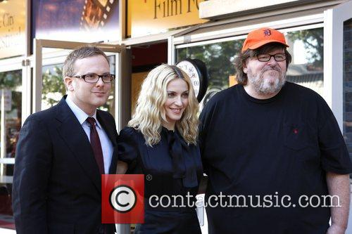 Madonna and Michael Moore 10