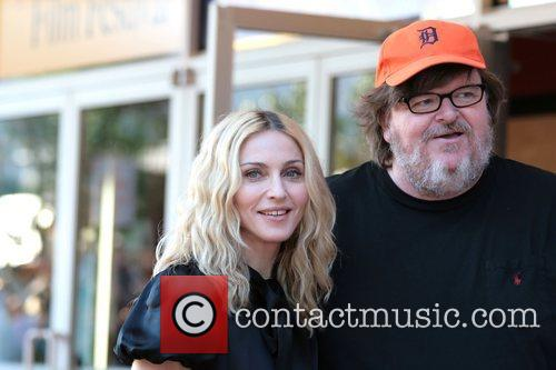 Madonna and Michael Moore 6