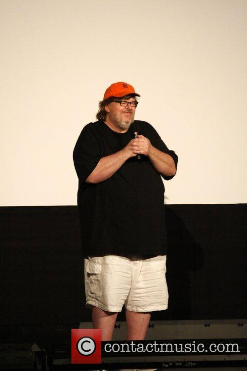 Michael Moore Premiere of 'I am because we...