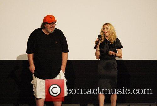 Michael Moore and Madonna 3