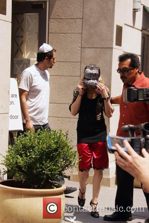 Madonna and Guy Oseary 4