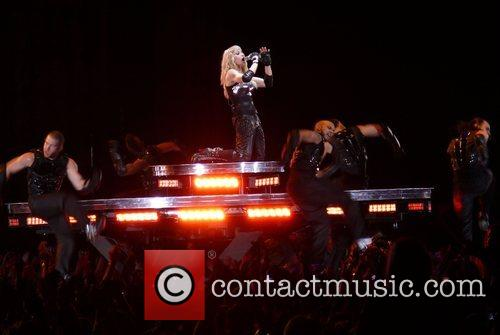 Madonna Performing Live and Madonna