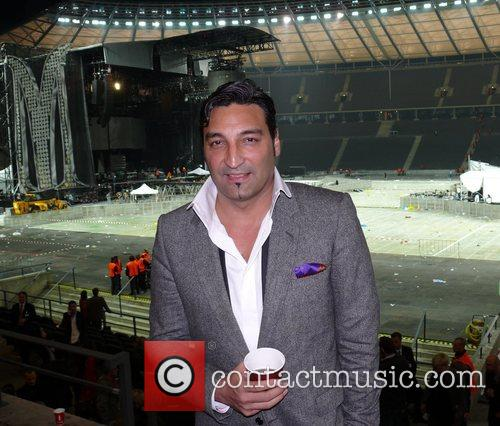 Mousse T. Madonna concert (Sticky & Sweet Tour...