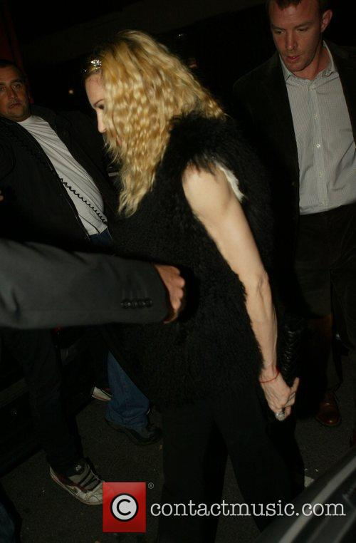 Madonna and Guy Ritchie 4