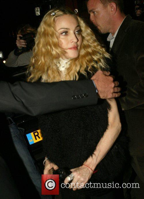 Madonna and Guy Ritchie 1