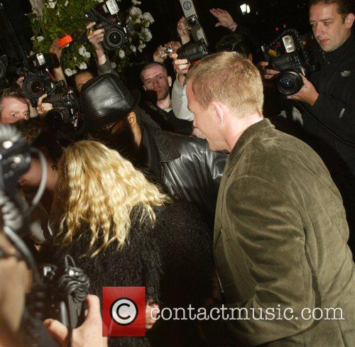 Madonna and Guy Ritchie 3