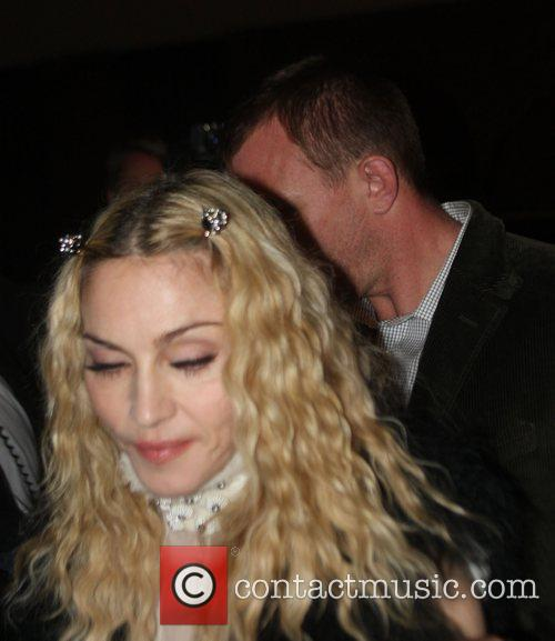 Madonna and Guy Ritchie 7