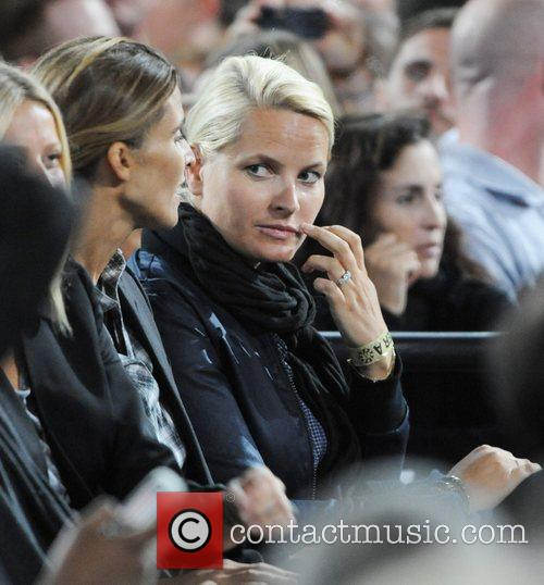 Princess Mette-Marit of Norway, Wembley Stadium