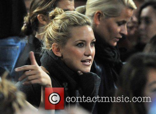 Kate Hudson, Wembley Stadium