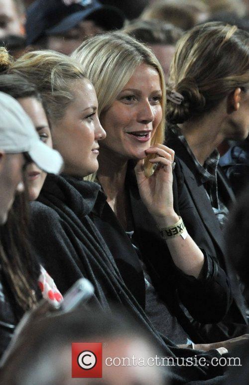 Kate Hudson, Gwyneth Paltrow, Wembley Stadium