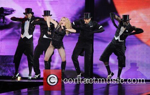 Madonna, Wembley Stadium