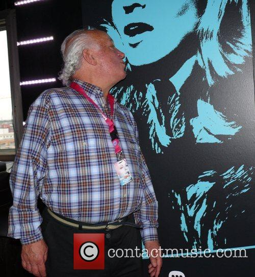 Seymour Stein Reception before the Madonna concert (Sticky...