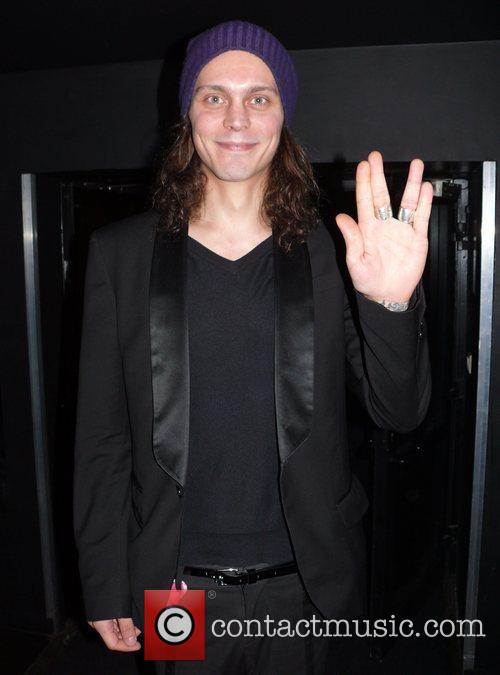 Ville Valo and Madonna 5