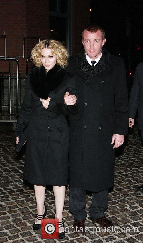 Guy Ritchie and Madonna 1