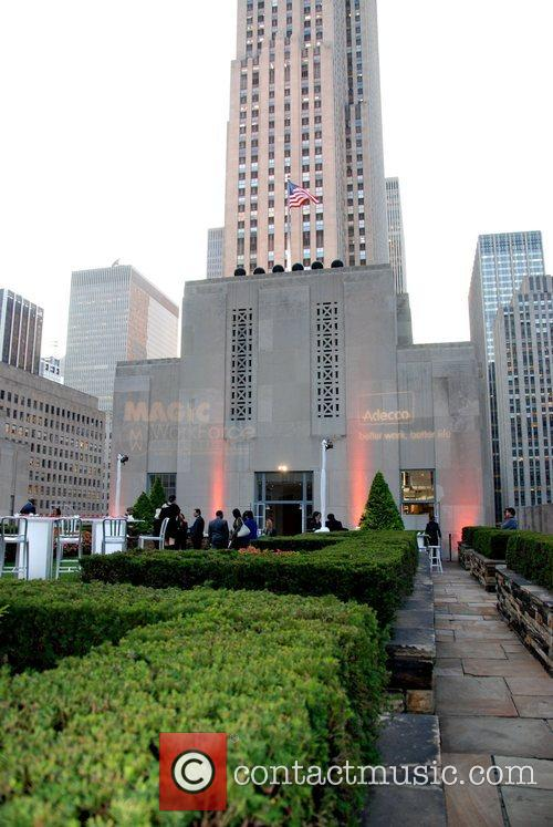 Atmosphere  Magic Workforce Solutions reception New York...