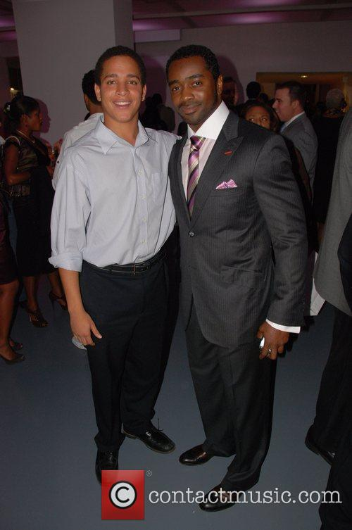 Kevin Lopez and Curtis Martin  Magic Workforce...