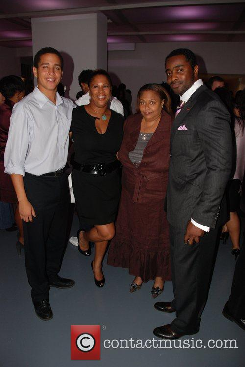 Kevin Lopez, Adrienne Lopez, Flo Anthony and Curtis...