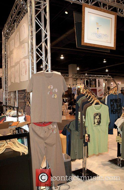 John Lennon Apparel, John Lennon and Las Vegas 3