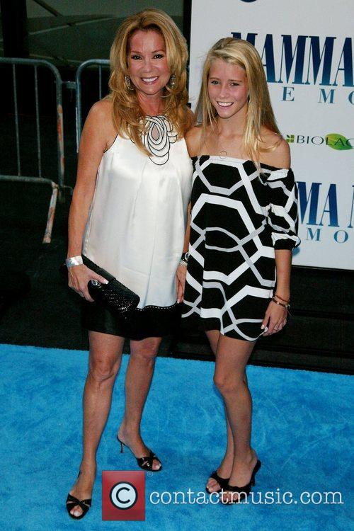 Kathie Lee Gifford and Cassidy 2